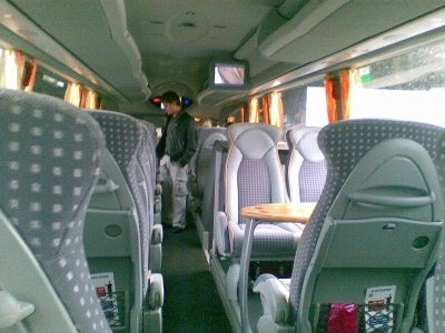 Autobuse į Rygą