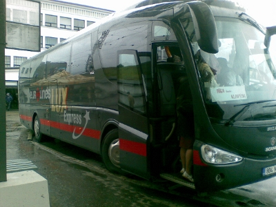 Lux Express autobusas