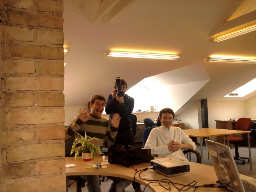 BlogBarCamp dalyviai