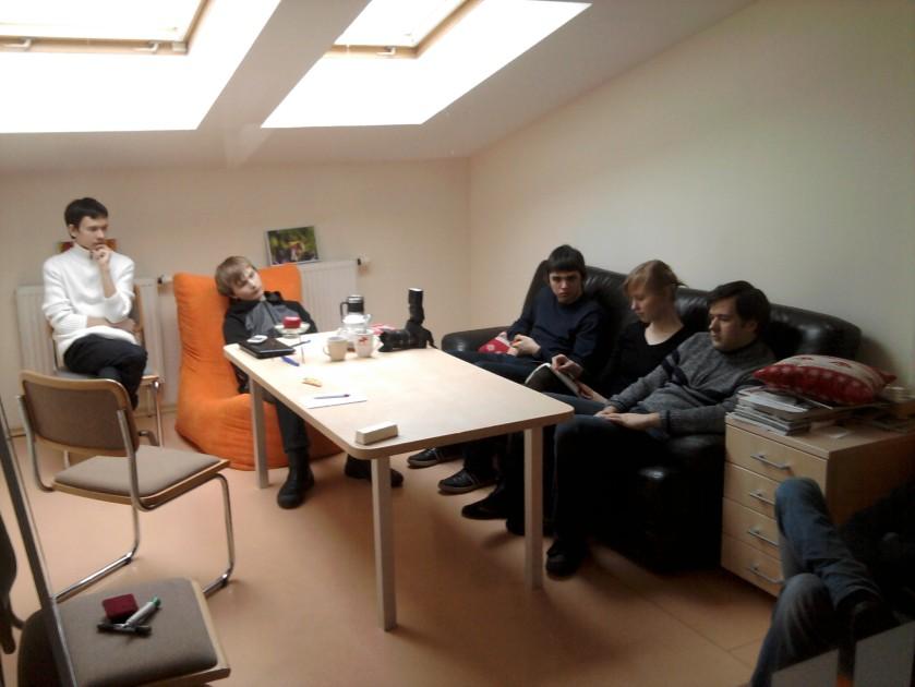 BlogBarCamp neplanuotos dirbtuvės