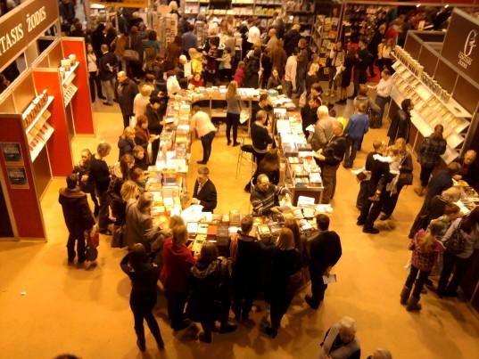 2012 m. Knygų mugė