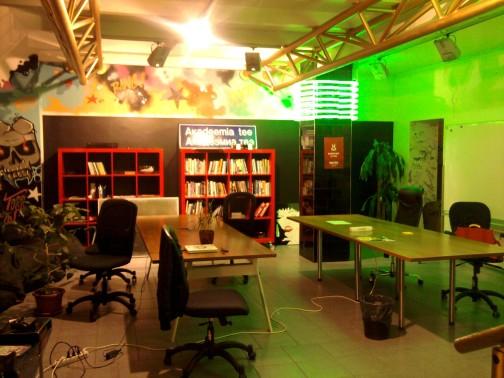 Garage48 HUB